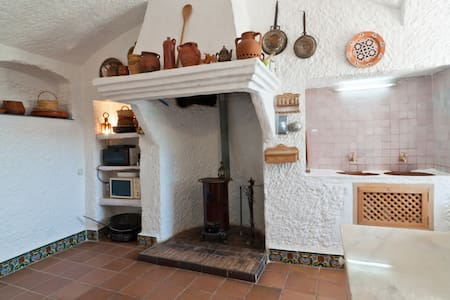 Traditional cave home near Granada - House