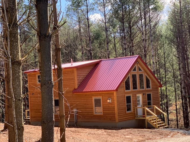 Beautiful Cabin in the Pines (very Private)