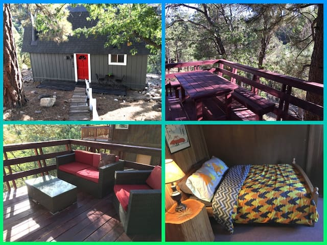 Moonridge Hideaway - Big Bear - Hus