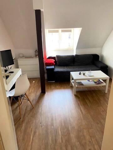 Zimmer in zentraler Lage in Offenbach, nähe Hbf