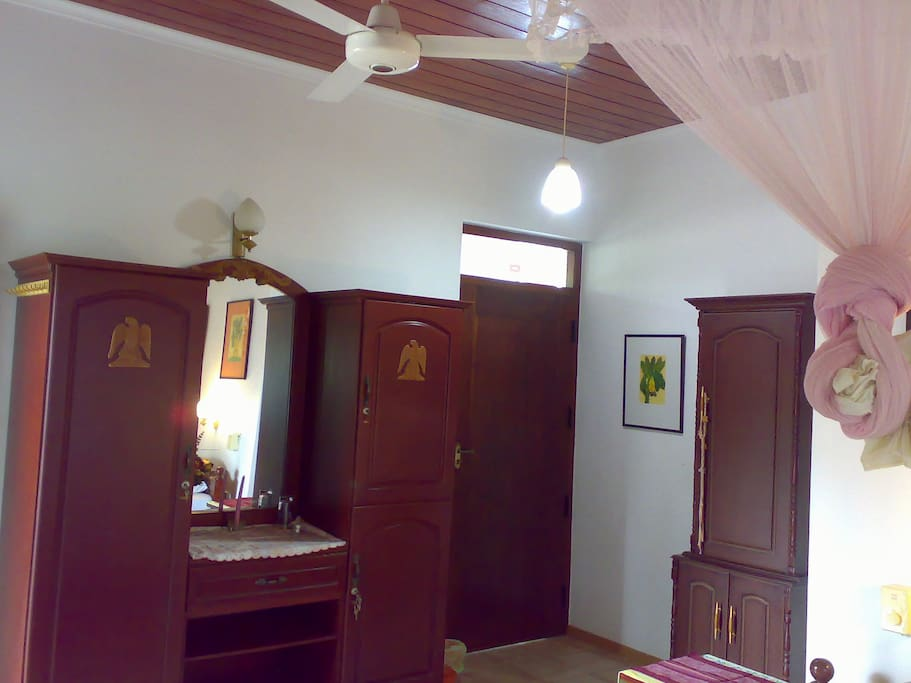 Upstairs  Non A/C Room