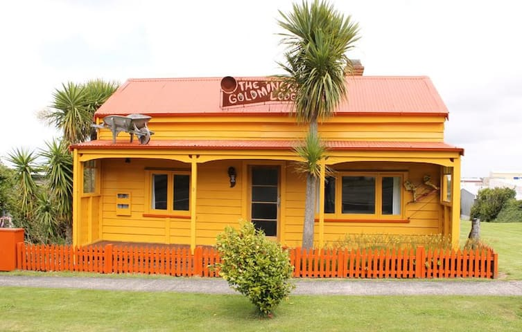 The Goldminers Cottage  - Te Aroha - Casa