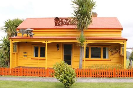 The Goldminers Cottage  - Te Aroha - 一軒家
