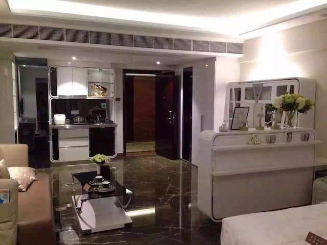 星宝时代广场公寓,您的入住首选! - Zhongshan - Apartemen