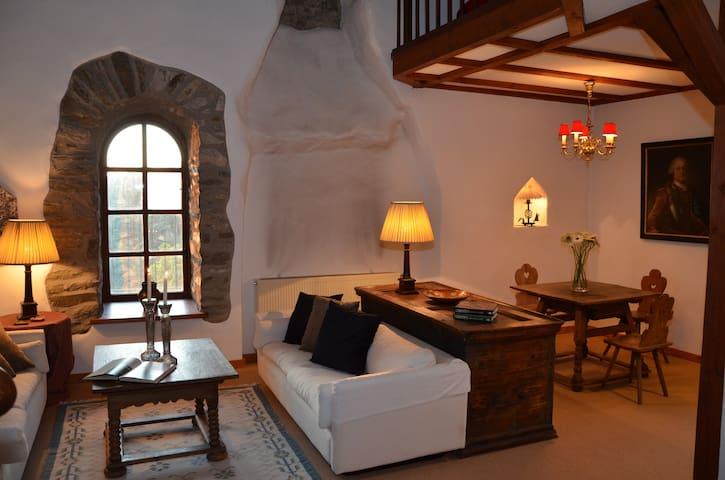 Bergfried-Suite