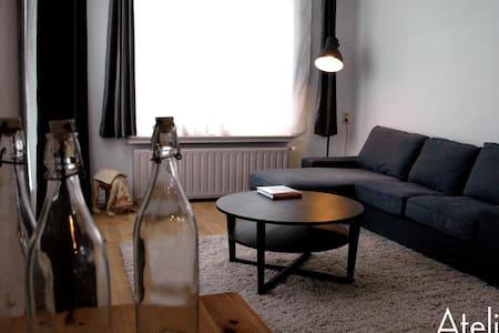 "Apartement ""ATELIER"" near station - Anvers"