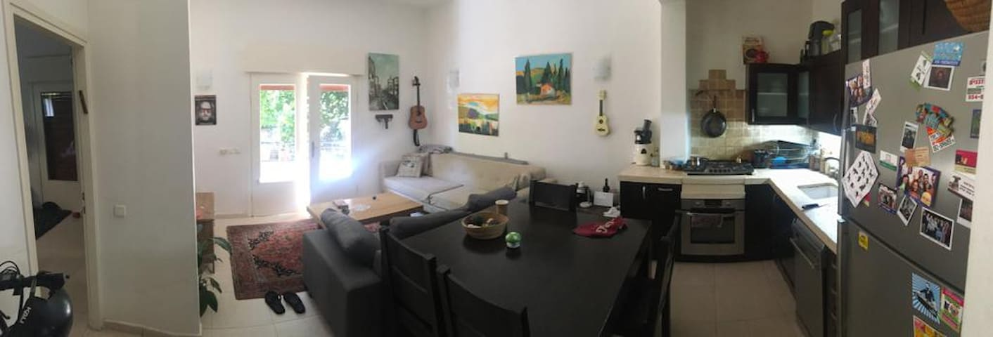 Room in top located Apt available during october!!