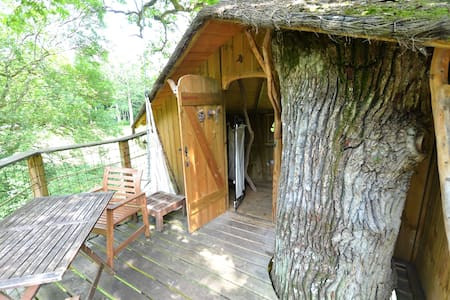 Tree house Gabrielle d'Estrees - Vernou-la-Celle-sur-Seine - 树屋