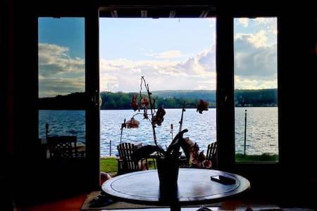 BEAUTIFUL Lake House on Lake Pocotopaug