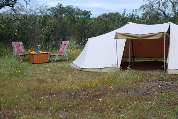 B&B Camping - Rent-a-tent - Arraiolos - Tenda