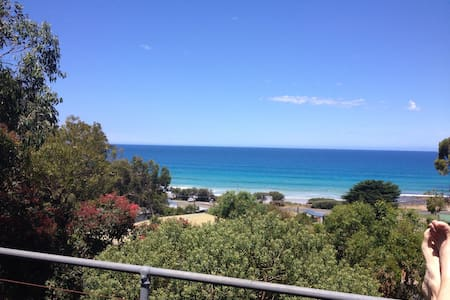Periton Lodge: Wye River/Sep Creek - Separation Creek - Hus