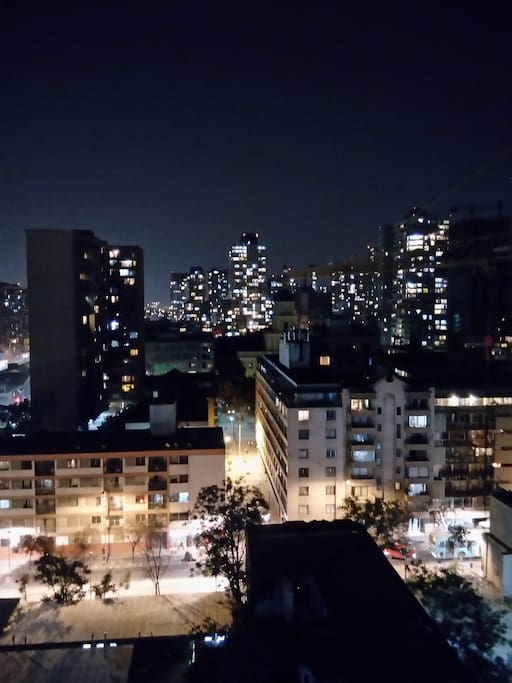 Vista panorámica noche / Panoramic view night