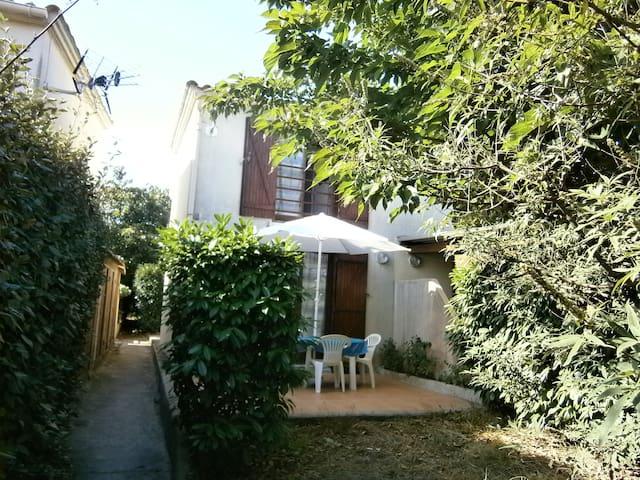 Mini-Villa, Alba Serena, 200m plage - San-Nicolao - House