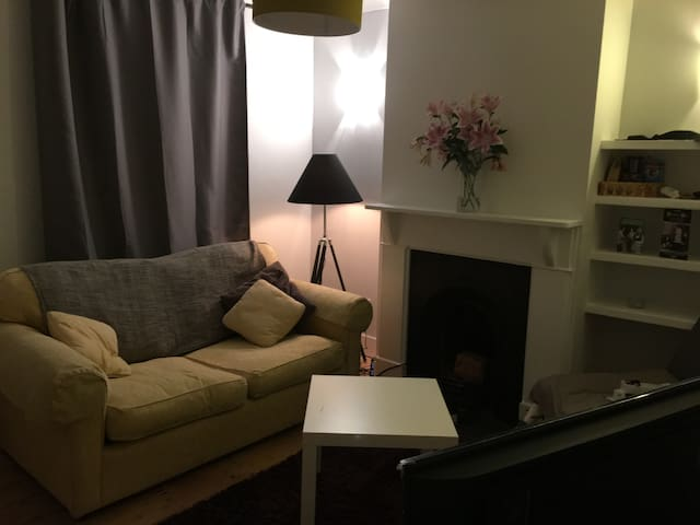 Cosy and quiet home, close to central Reading - Reading - Hus