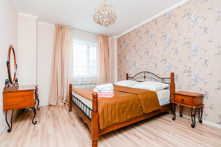 The best comfort apartment in the center of Astana