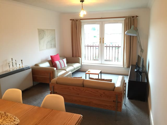 Comfortable Flat with parking space - Canterbury - Wohnung