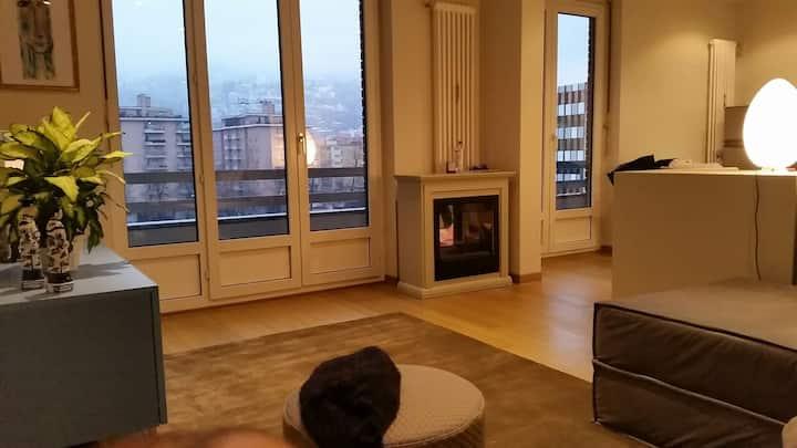New Design Apartment Lugano Center