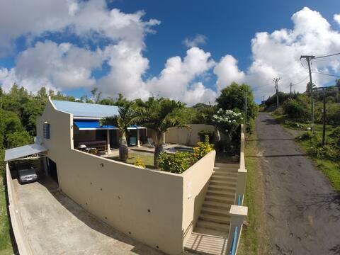 NOULAKAZ, grande Villa avec vue sur l'ocean…