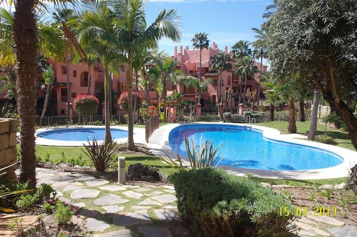 3 Bedroom Apartment Marbella area