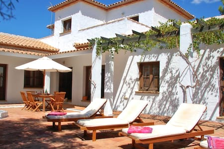Beautiful rural Spanish villa - Villanueva de Algaidas - วิลล่า