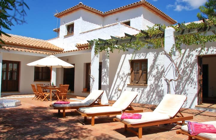 Beautiful rural Spanish villa