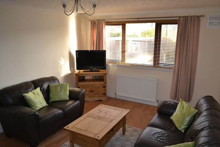 Wick Apartment 2 Bedroom Apartment Wick Caithness - Wick - Departamento
