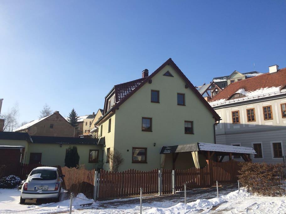Wohnung Mittweida
