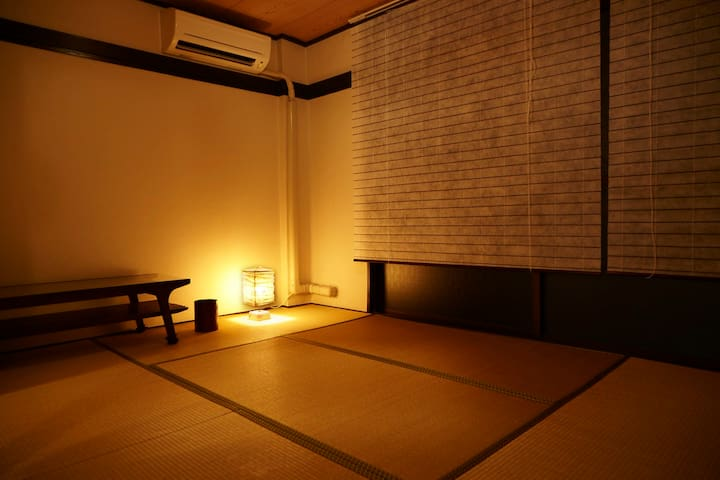 Samurai lived in The area 江戸新宿EDO - Shinjuku-ku - Lägenhet
