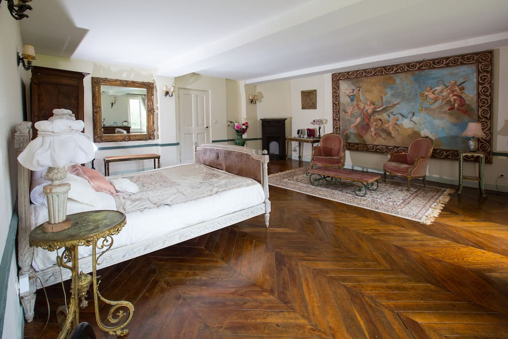 Chambre familiale pour 4 personnes chambres d 39 h tes for Chambre d hote normandy