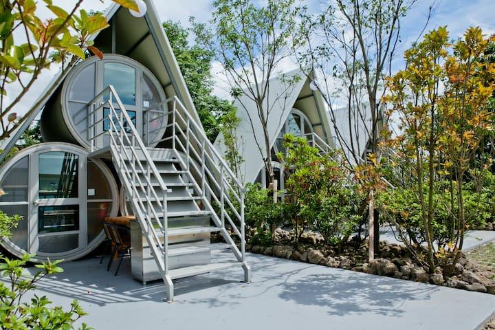 깡통텔2(Guest House & Glamping facility) - Aewol-eup, Jeju-si - Appartement