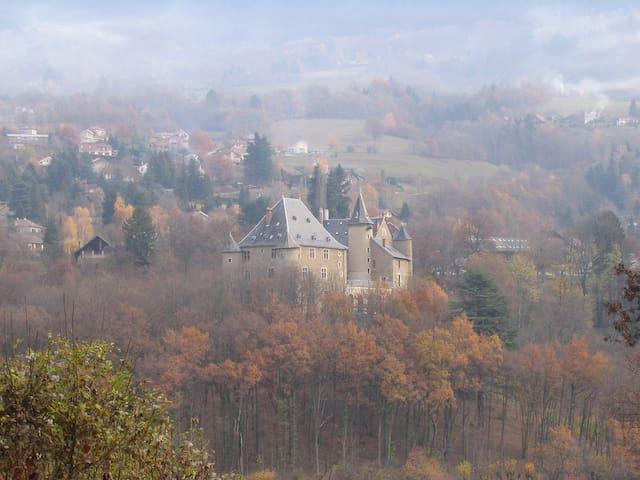 Luxury Home in Castle