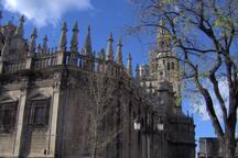 Apto. luminoso junto a la Catedral