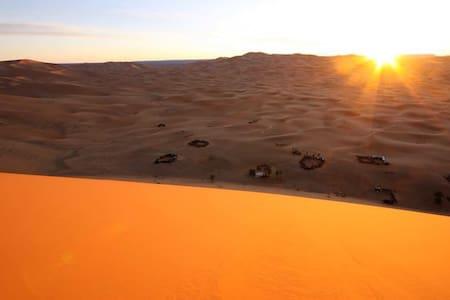 Camel Trek Bivouac Merzouga