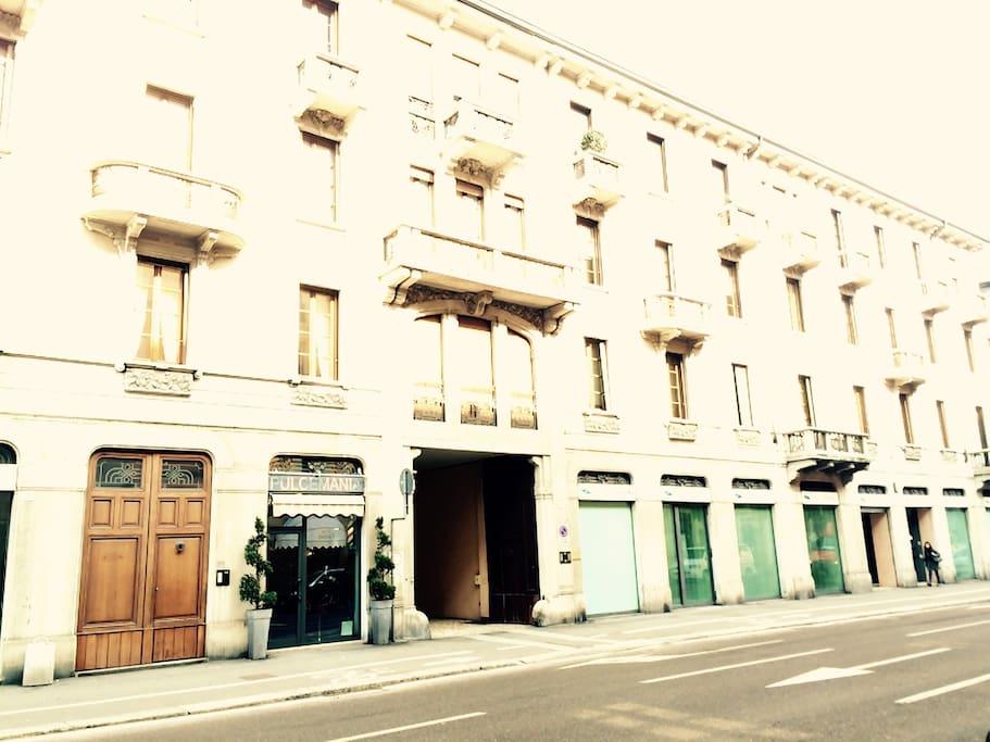 Cremona centro stazione posto auto appartamenti in for Appartamenti in affitto a cremona arredati