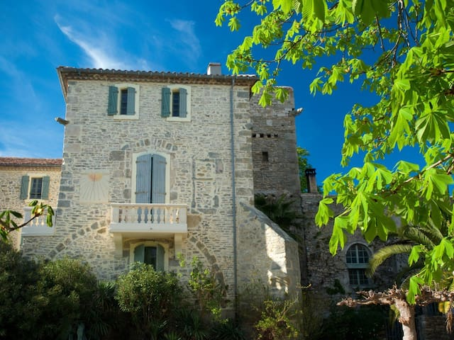 chambre Cardaillac  pour 2 pers. - Trausse-Minervois - Bed & Breakfast