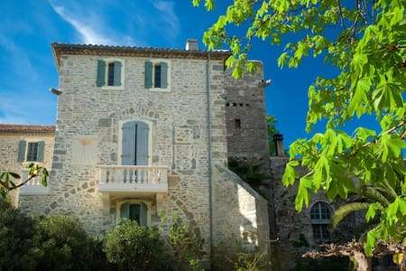 chambre Cardaillac  pour 2 pers. - Trausse-Minervois