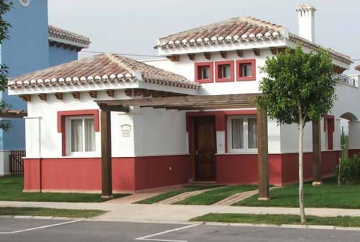 Villa Rayando el Sol - Torre-Pacheco - Villa