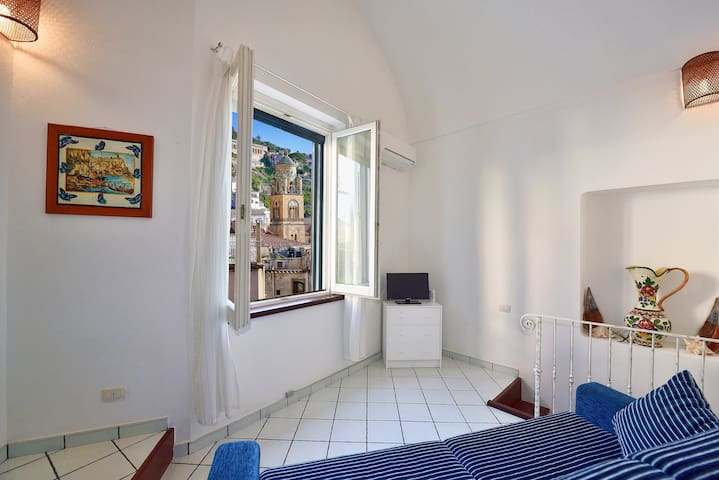 Lovely apartment with nice view in Amalfi - Amalfi - Rumah