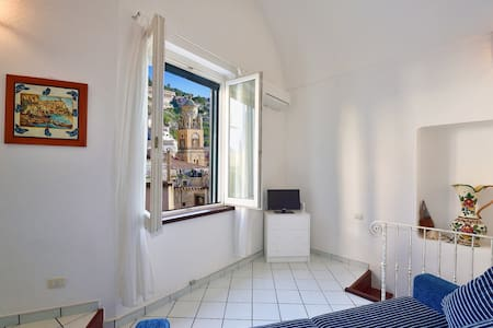 Lovely apartment with nice view in Amalfi - Amalfi