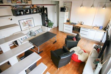 Nice duplex in Paris