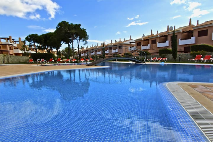 Sunset Villa, Luxury Townhouse! - Vilamoura - Rumah