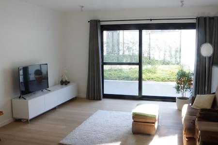 Chic, Luxe Appartement: City Center - Kortrijk - Wohnung