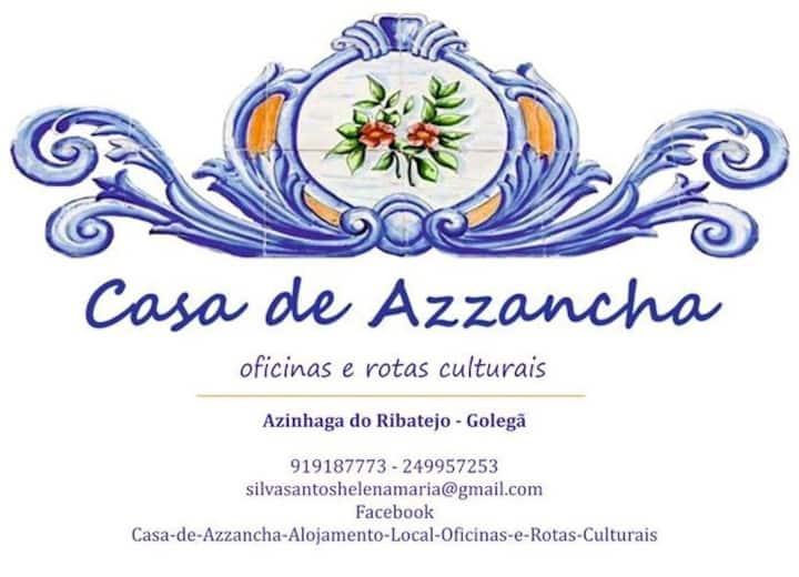 Casa De Azzancha - Alojamento local