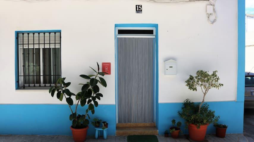 Agradable casita en el Palmar, en plena Albufera.