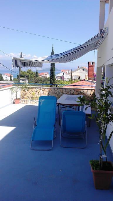 Big terrace (new look)