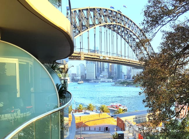 @ SYDNEY HARBOUR WATERWAYS! PRIVATE PERFECT SPOT!! - Milsons Point - Appartement