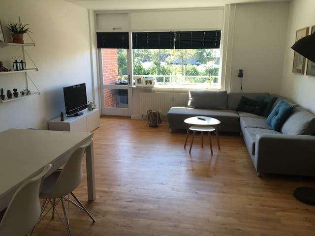 3 værelseslejlighed 3km fra centrum - Aalborg - Appartement