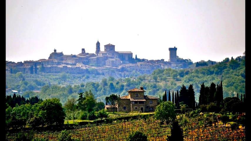 Vacanze nella toscana medievale