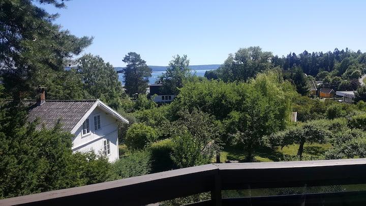 Beautiful villa by the Oslo Fjord at Holmen, Asker
