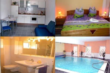 Kleiner Preis großer Komfort - Undenheim - 公寓
